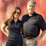 Dave Grill & Lauren from GSix Products Delta Putt to Improve Your Putt
